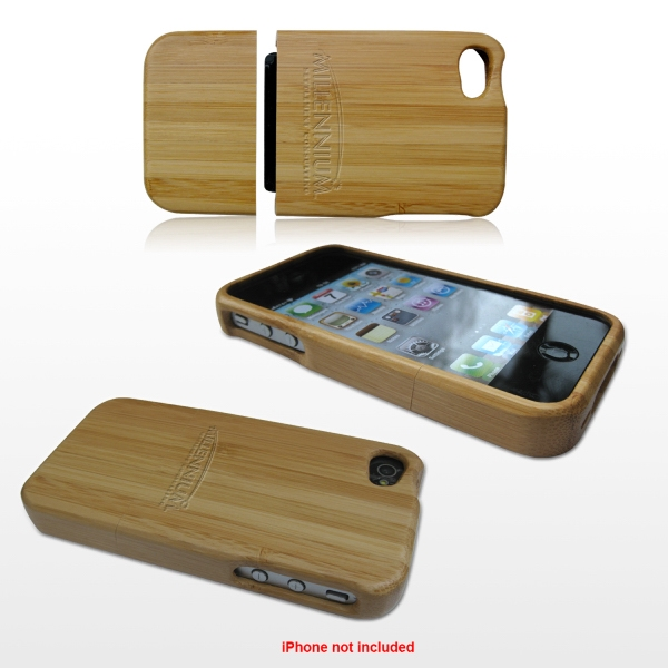 Bamboo Case For Iphone 4/4s Photo
