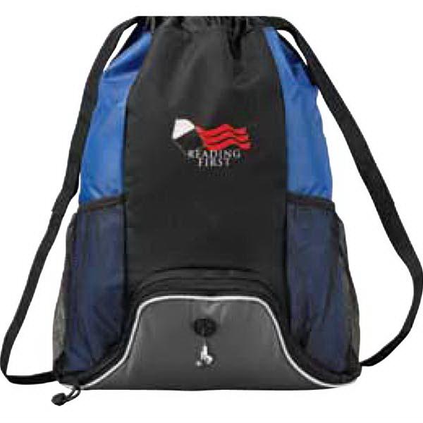 Corona Deluxe Cinch Bag