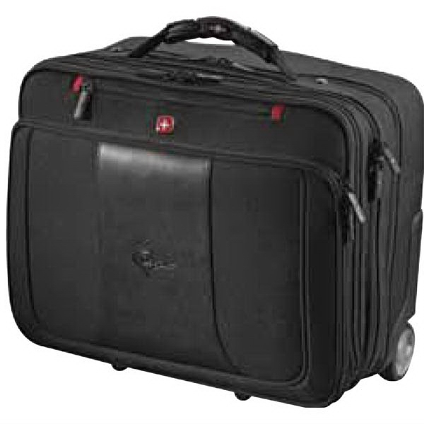 Wenger (r) Transit - Deluxe Wheeled Computer Case Made Of 1200d Poly Photo
