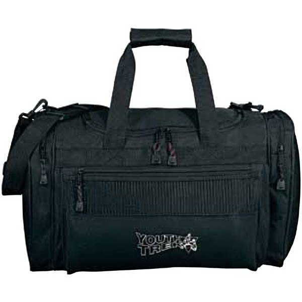 Excel (r) - Sport Deluxe Duffel Bag Made Of 600d Polycanvas Photo