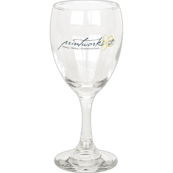 Libbey Glassware Baraco - Wine Glass, 10 Oz Photo