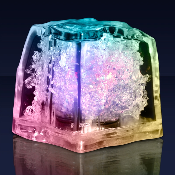 Multicolor light up ice cubes (Litecubes Brand)