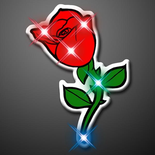 Red Rose Lights