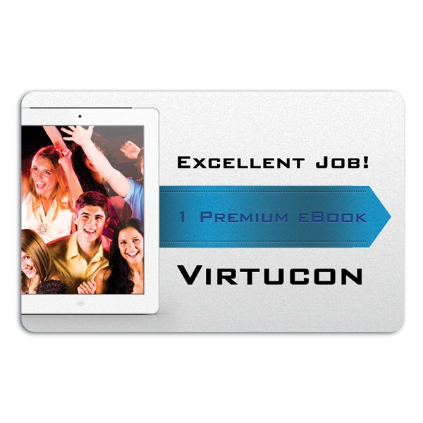 Premium eBook Download Card