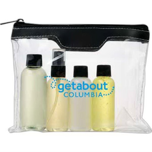 Air Safe Toiletry Kit, Meets Transportation Security Administration Requirements Photo