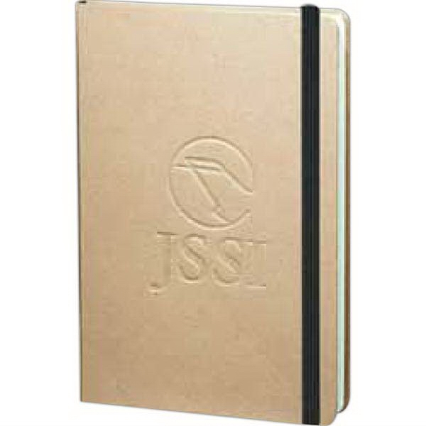 Journalbooks (r) Ambassador - Bound Journal With Recycled Paper Cover Photo