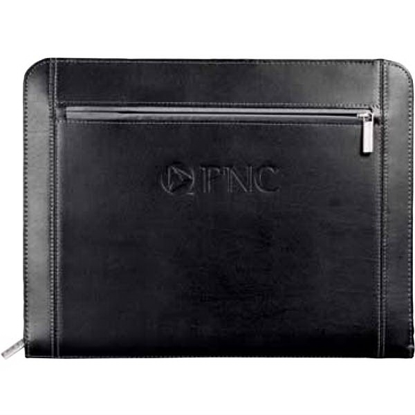 "Metropolitan (r) - Premier Leather Padfolio. Includes 8.5"" X 11"" Writing Pad Photo"