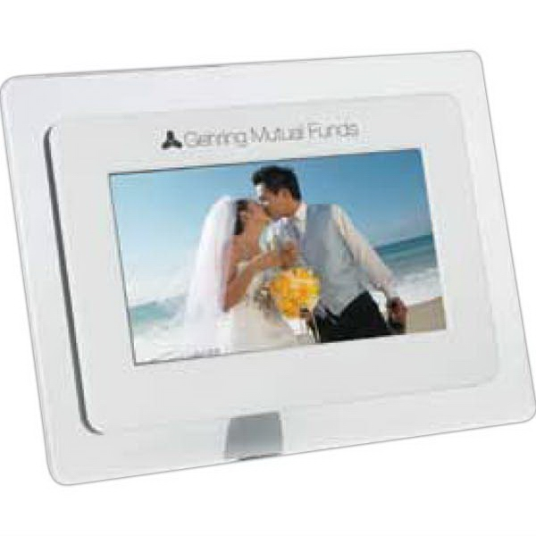 "Classic 7"" Digital Photo Frame, 1gb Memory Included Photo"