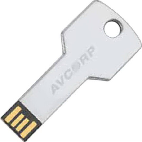 8gb - Key Usb Flash Drive Photo
