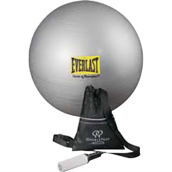 Everlast (r) - Fitness Ball With Two-way Action Pump, 20 Minute Dvd And A Portable Drawstring Bag Photo