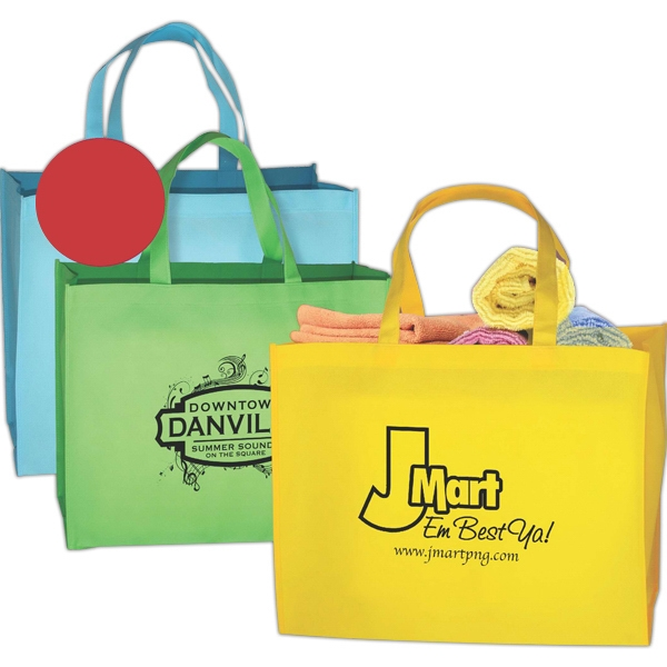 The Texan - Extra Large Capacity Shopping Tote Photo