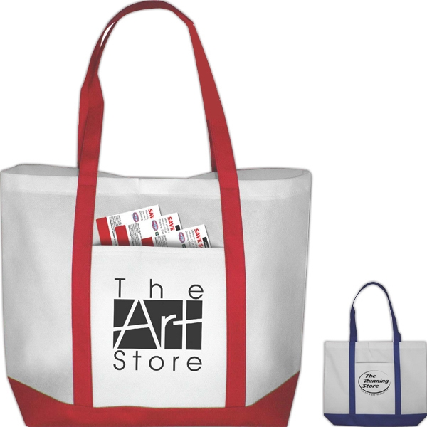 The Huntington - Strong And Large Capacity Tote Bag Photo