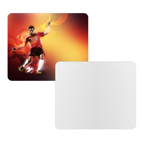 Mouse Pad, The Ideal Promotional Item Or Company Giveaway, 5mm Rectangle Photo