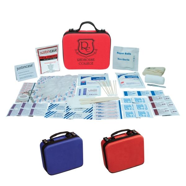 Max Medic - Wall Mountable 127 Piece First Aid Kit Photo
