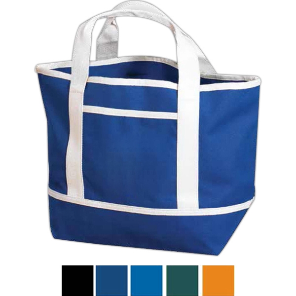 Captains Tote (Recycled Canvas)