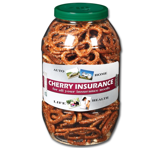Utz(r) Snack On - Specials Pretzels 28 Oz Snack Barrel Photo