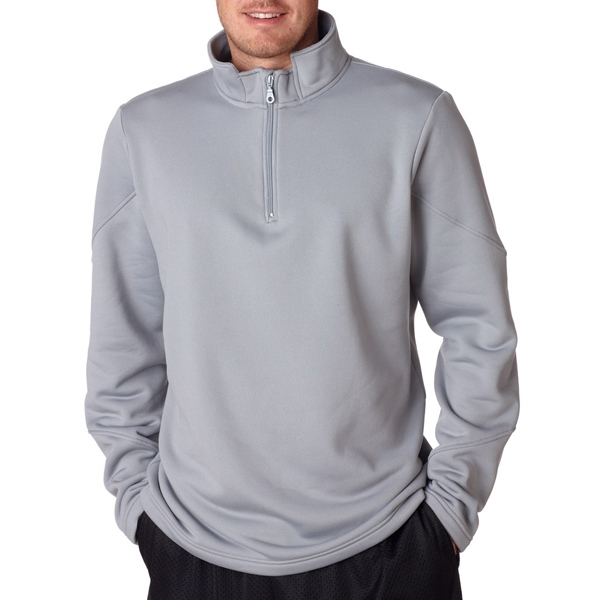Adult Cool & Dry Sport 1/4-Zip Fleece