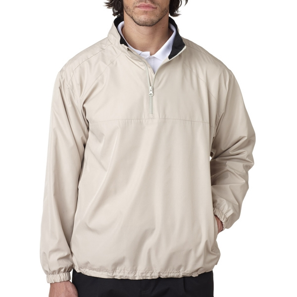 Adult Micro-Polyester Windshirt