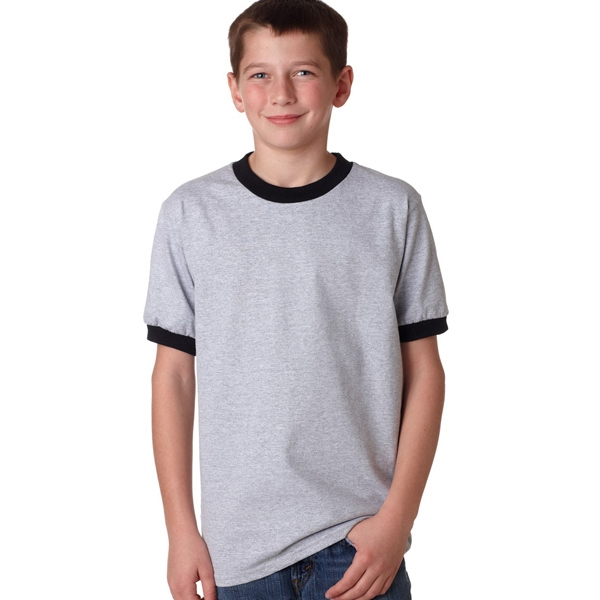 Anvil Youth Ringer Tee