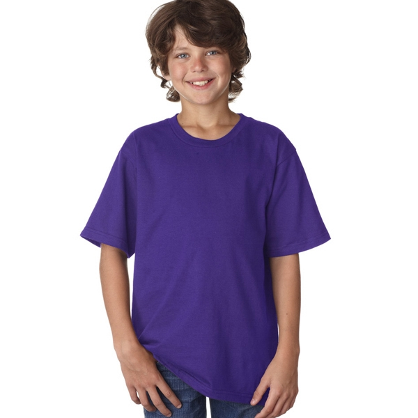 Anvil Youth Fashion Fit Tee
