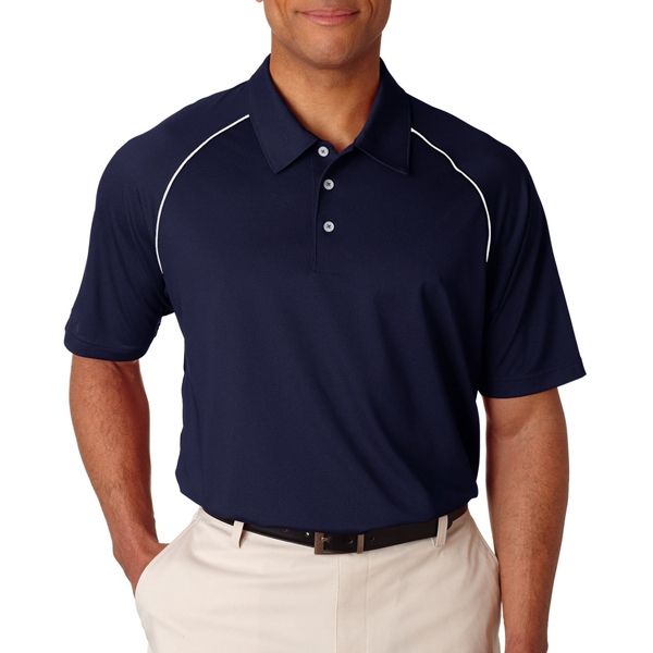 Adidas ClimaLite Piped Polo