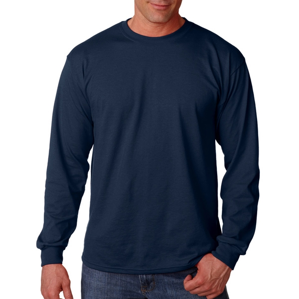 Adult Gildan Dryblend(TM) Long-Sleeve T-Shirt