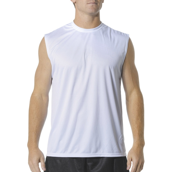 A4 Cooling Performance Muscle Shirt