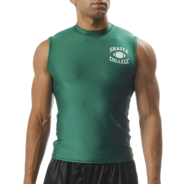 A4 Compression Muscle Tee
