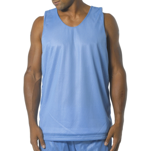 A4 Adult Reversible Mesh Tank