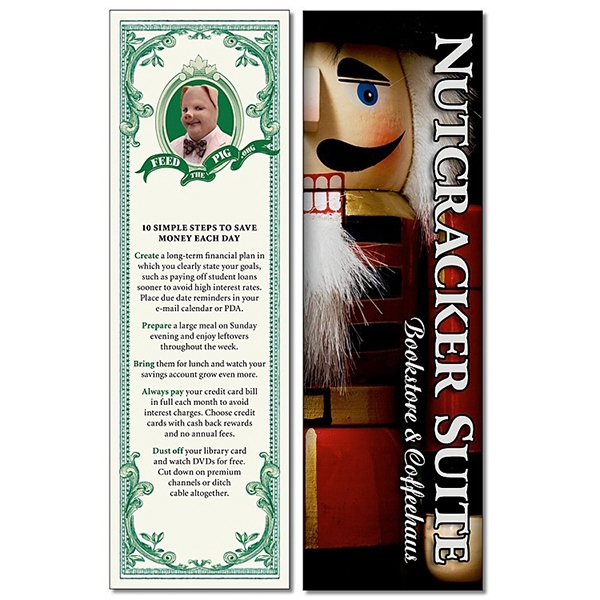 Bookmark - 2.25 X 7.25 Laminated - 14 Pt Photo