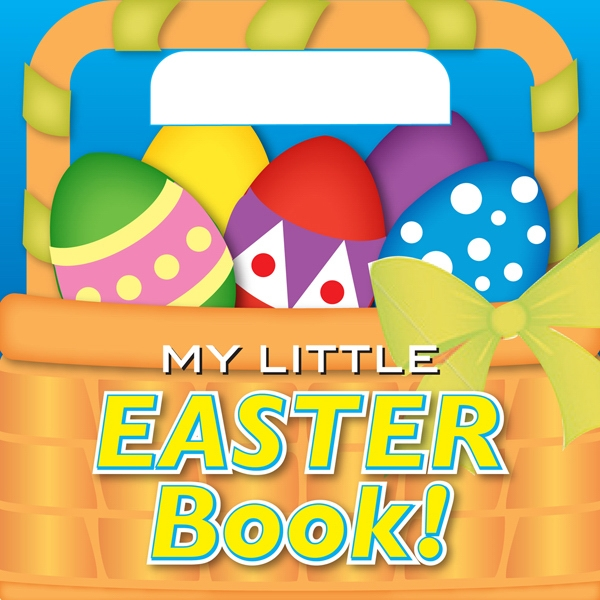 Handle Books - My Little Easter Book Follows The Easter Bunny Photo