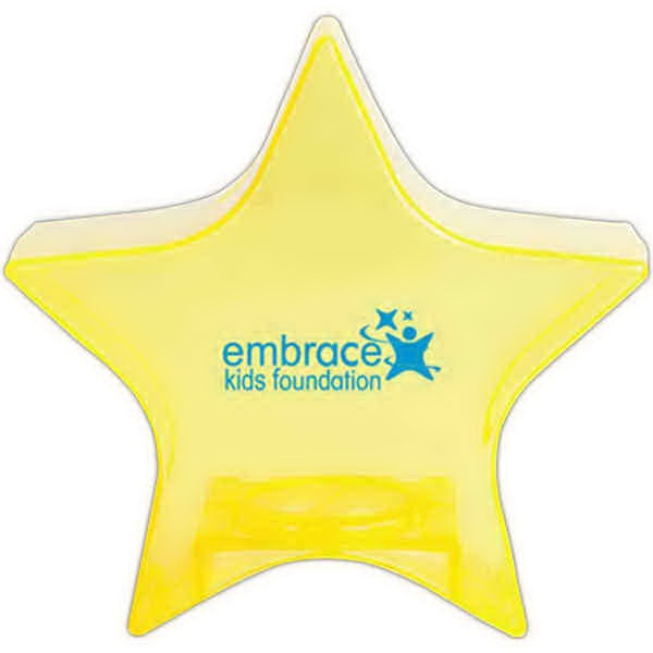 Star Shaped Bank Photo