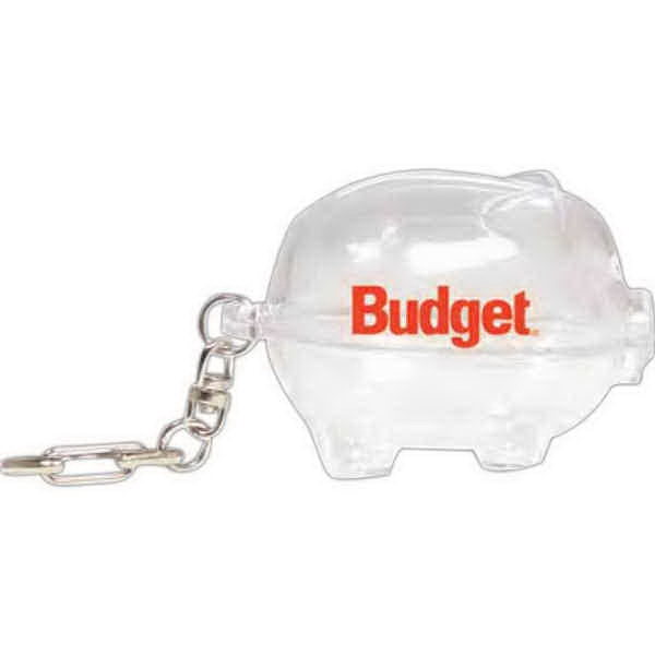 Piggy Bank Keychain Photo