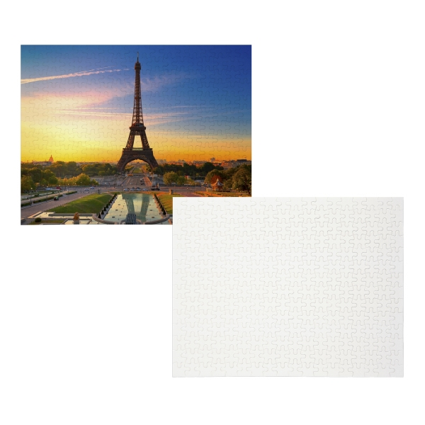 Sublimation 252 Pc. Photo Puzzle Is The Perfect Promo Item For Events And Giveaways Photo