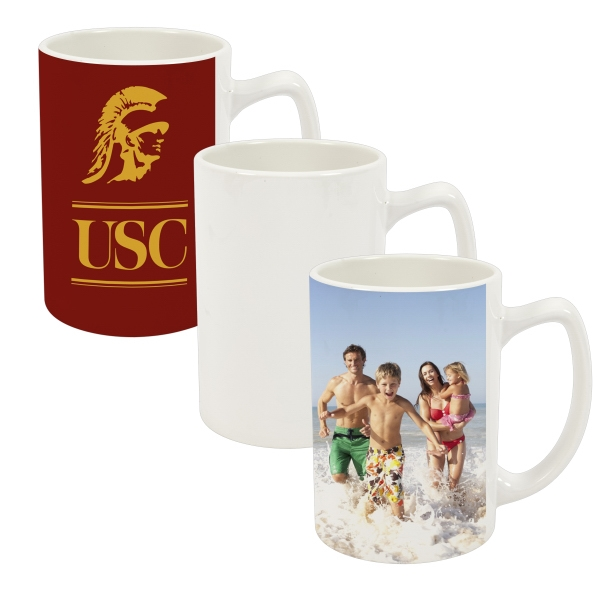 The Statesman - The 14 Oz Ceramic Mug Fills A Tall Order In An Elegant Way! Photo