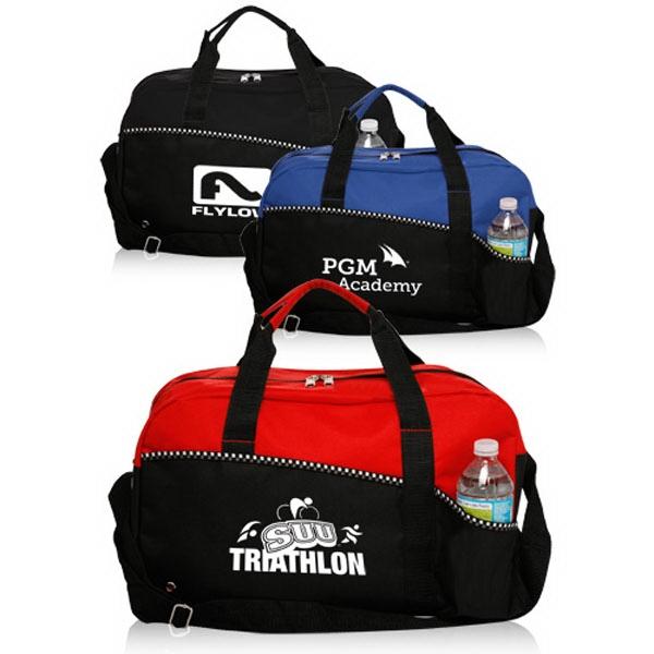 Center Court Duffle Bags