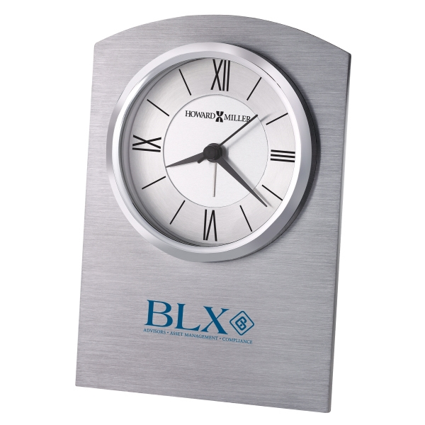 Sterling - Aluminum Tabletop Alarm Clock Photo
