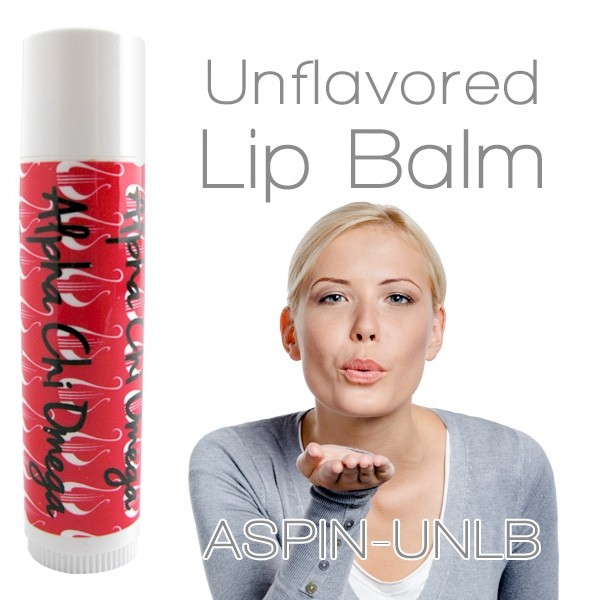 Unflavored Lip Balm Made With Natural And Organic Ingredients. Contains Spf 15 Photo