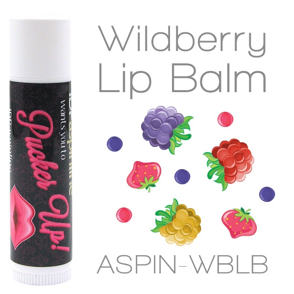 Wildberry Lip Balm Made With Natural And Organic Ingredients. Contains Spf 15 Photo