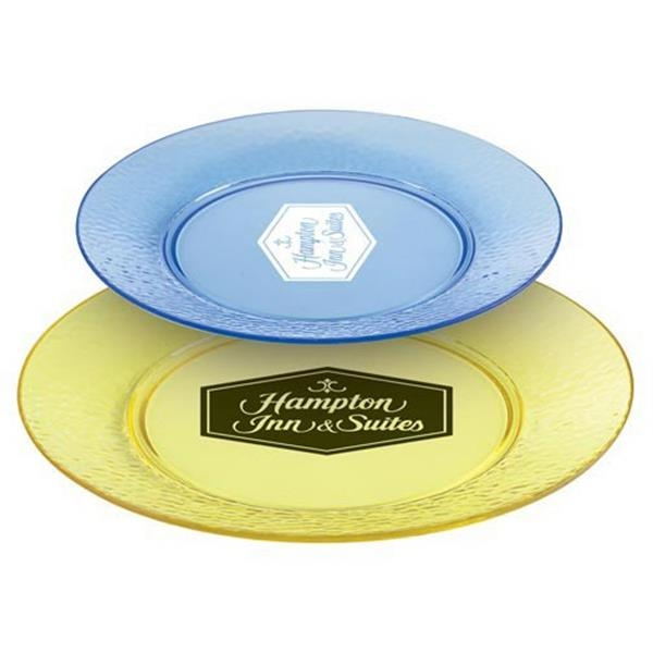 Plastic Serving Plates Photo
