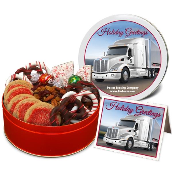 Gourmet Holiday Assortment - Regular Tin
