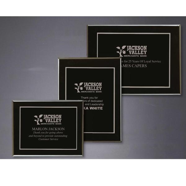 Onyx Medium Plaque Award