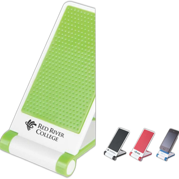 Green - Smart Electronic Holder, Holds And Positions Your Mp3 Players Or Smart Phones Photo