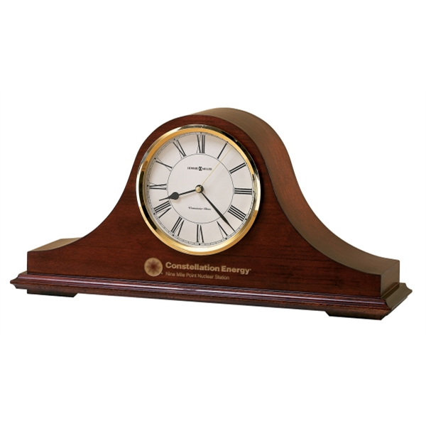 Christopher - Clock Finished In Windsor Cherry On Select Hardwoods And Veneers Photo