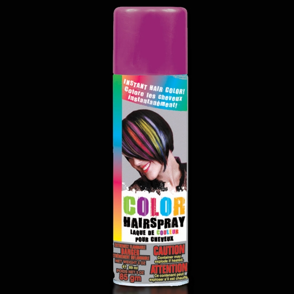 Maroon Hair Spray