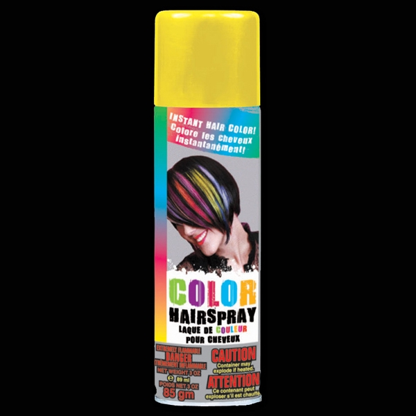 Yellow Hair Spray
