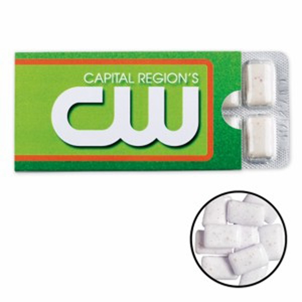 12 Pack Sugar Free Gum - Peppermint