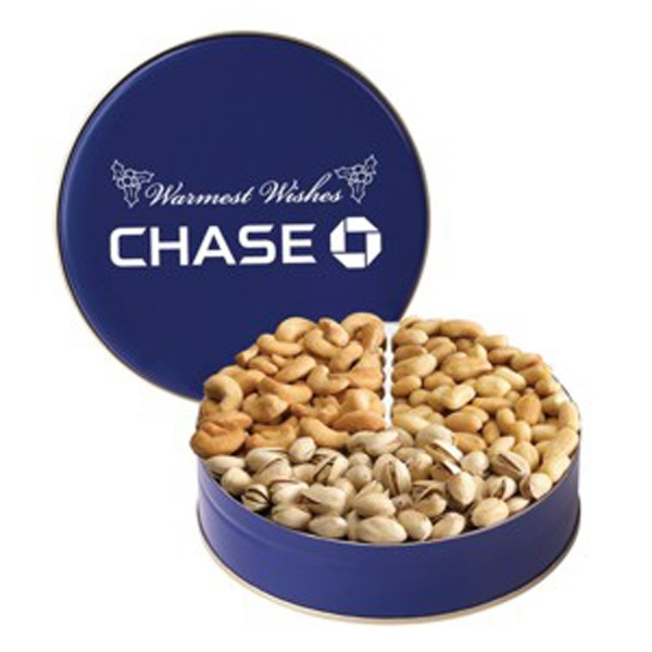 3 Way Nut Tin / Small