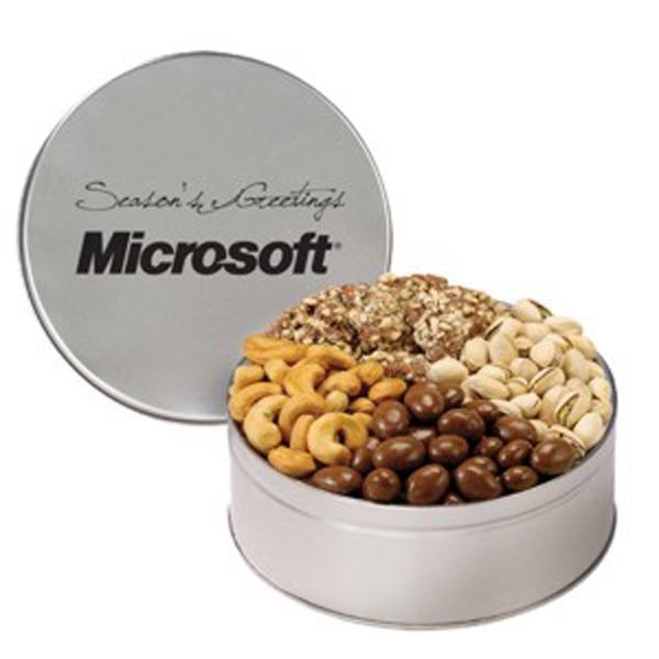 Dazzling Nut Elegance