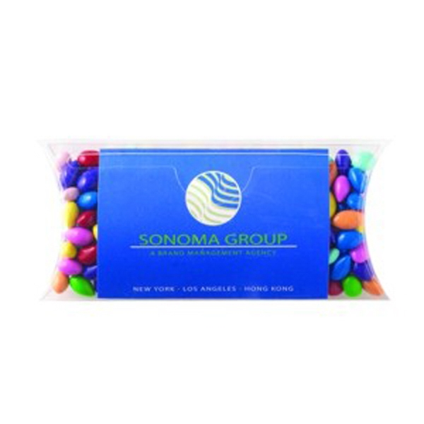 Pillow Case with Business Card Slot